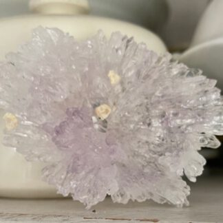 Amethyst roos toppertje!